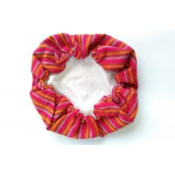 Charlotte alimentaire 20 cm coton