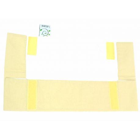 Wrap sandwhich 30 x 50 cm coton + rPET